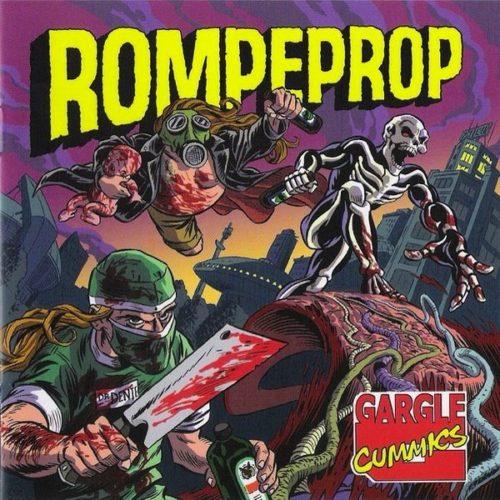 ROMPEPROP – Gargle Cummics
