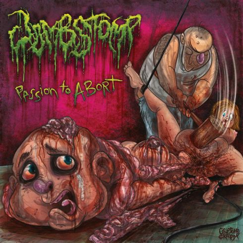 Wombstomp – Passion To Abort (2015)