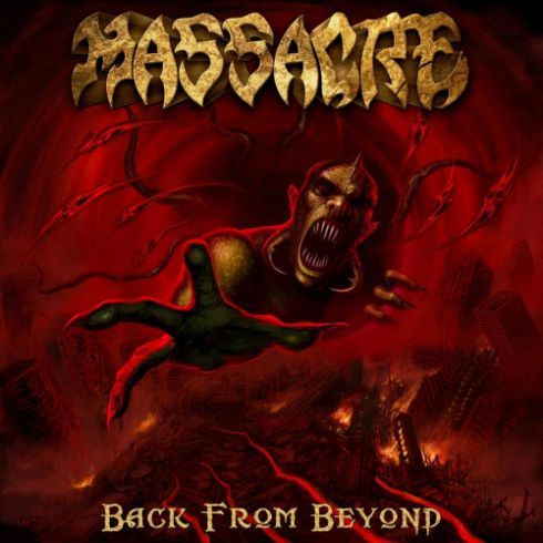Massacre – Back From Beyond (2014)