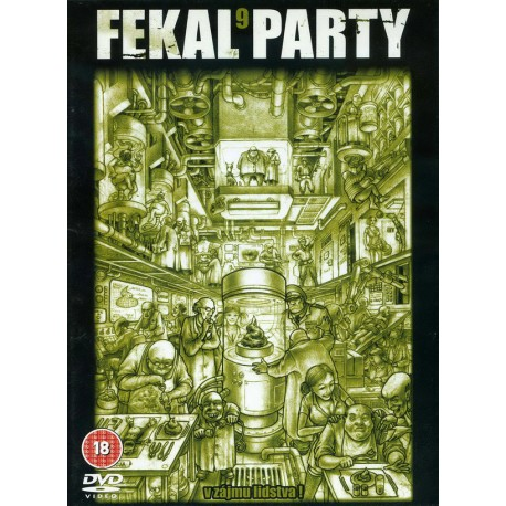 vvaa-fekal-party-9-dvd