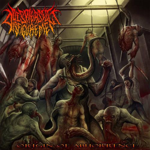 Displeased-Disfigurement-2017-Origin-Of-Abhorrence