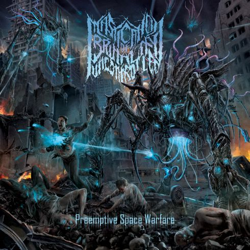 Mastication Of Brutality Uncontrolled – Preemptive Space Warfare (2015)
