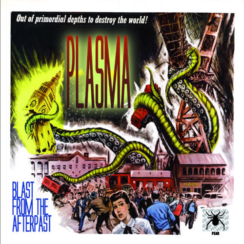 PLASMA 7inch Frontcover