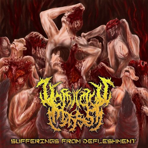 Vomitous Mass – Sufferings From Defleshment (2015)