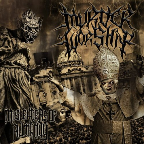 murder worship ep